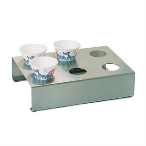 Snow Cone Cup Holder Tray