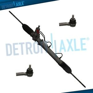 Power Steering Rack And Pinion Fits Nissan Infiniti Truck S 2 Outer Tie Rod