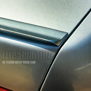 Custom Rear Trunk Lip Spoiler For Honda Civic 7th 2001 2003 Sedan Unpainted