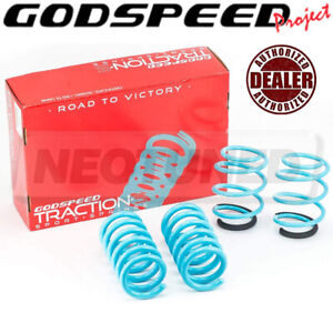 Godspeed Traction s Lowering Springs Suspension Set For Ford Mustang 2015 2020