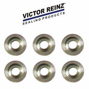 For Mercedes Benz Fuel Injector Seal Set Of 6 Victor Reinz 6010170060