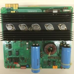 Thermwood Cartesian 5 Bd450e Drive Board