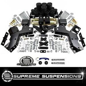 95 99 Chevy Tahoe 6 Inch Front 4 5 Inch Rear Lift Leveling Kit 4wd Pro