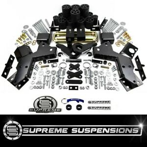 6 Front 4 5 Rear Suspension Body Lift Level Kit For 88 94 Gmc K1500 4wd Pro