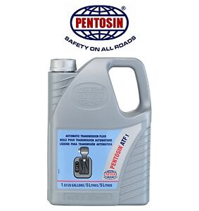 For 5 liter Automatic Transmission Fluid Pentosin Atf1 5l 1058206 Esso Lt71141