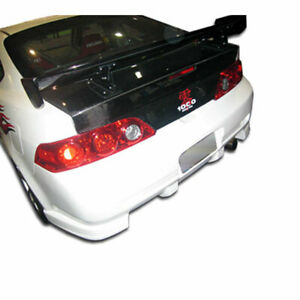 C 2 Rear Bumper Body Kit 1 Pc For Acura Rsx 05 06 Duraflex