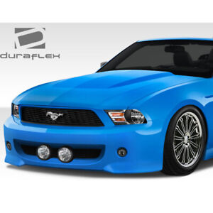 Eleanor Front Bumper Cover 1 Piece Fits Ford Mustang 10 12 Duraflex