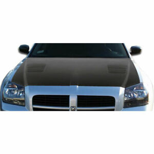 Executive Hood Body Kit 1 Pc For Dodge Magnum 05 07 Duraflex