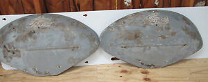 Ford Tractor 1952 8n Fenders Scripted Ford L r Original 150 Or Ro