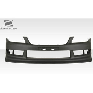 Is300 V Speed 2 Front Bumper Body Kit 1 Pc For Lexus Is Series 00 05 D