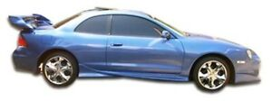 Vader Side Skirts Rocker Panels 2 Piece Fits Toyota Celica 94 99 Duraflex
