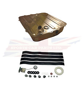 New Gas Fuel Tank Mg Mgb 1970 76 With Oe Sending Unit Deluxe Instalation Kit