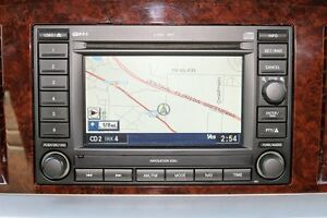 Mopar Factory Oem Rec Gps Navigation 6 Cd Player Changer Radio Stereo System