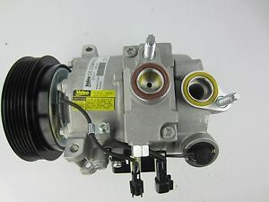 For Land Rover Lr2 2008 2011 A c Compressor W Clutch Zexel Remanufactured