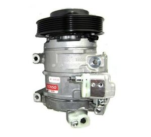 For Acura Rdx 2013 2014 A c Compressor W Clutch Oe Denso