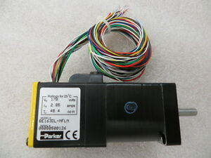 Parker Compumotor Be163dl nfln Stepper Motor New