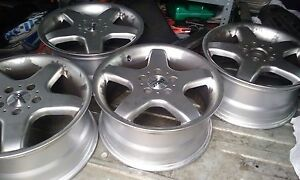 17 Inch Rims For Mercedes Or Bmw