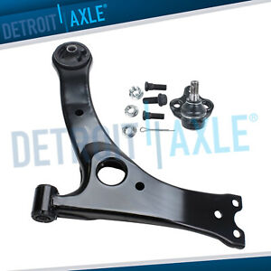 Fit Toyota Corolla Matrix Pontiac Vibe Left Front Lower Control Arm Ball Joint