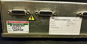 Micromass Ma4162 Waters Twig 8 Way Control Box 4162001dc1 Boards Spectrometer
