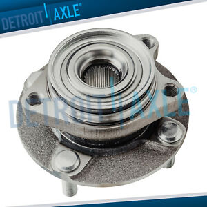 New Complete Front Wheel Hub Bearing Assembly Fits Nissan Tiida And Versa