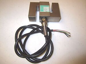 S beam Load Cell 500lb