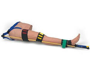 New Simulaids Traction Splint Trainer Mpn 030