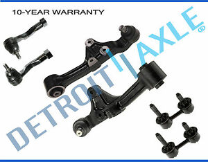 6pc Front Lower Control Arm Suspension Kit For 2002 2003 2004 2005 Kia Sedona