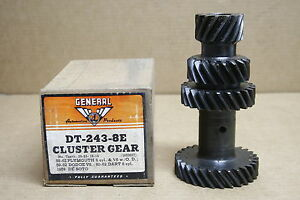 Nors Transmission Cluster Gear 1958 62 Plymouth 1959 62 Dodge 59 Desoto 1853627