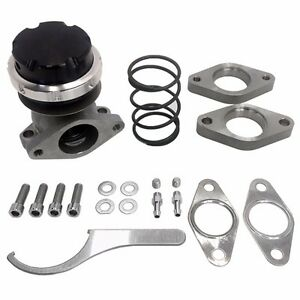 Rev9 38mm 2 Bolt Rs Series Turbo External Wastegate 5 10 15psi Springs Universal