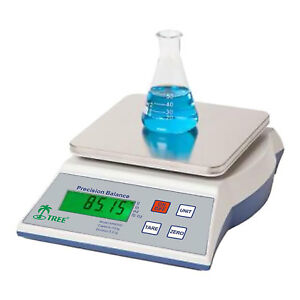 Tree Khr 502 Scale 500g X 0 01g Precision Laboratory Balance Digital Weigh Ac