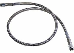 4 An 9 Stainless Steel Braided Brake Line Assembled Straight Straight