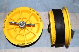 Cherne Industries New Gripper Pair 6 Inch Expansion Expanding Cap Plug