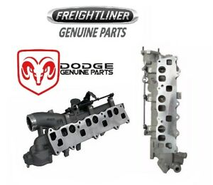 For Dodge Freightliner Sprinter 2500 Set Of Left Right Intake Manifolds Oes