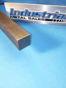 1 1 4 X 12 long 416 Stainless Steel Square Bar 1 250 416 Stainless Steel