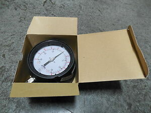 New Winters 8307 14384pg Process Pressure Gauge 30 0 15 Psi kpa