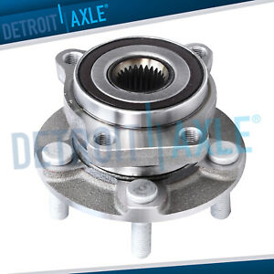 New Front Wheel Hub And Bearing Assembly For 2008 2014 Subaru Impreza Forester