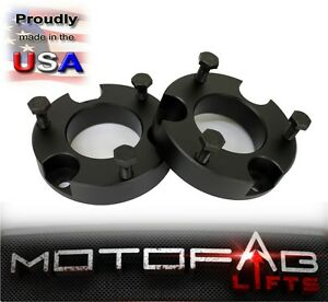 2 Front Lift Leveling Kit For 05 18 Toyota Tacoma Fj Cruiser Billet Made In Usa