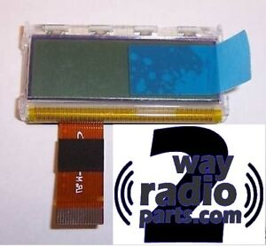 Real Original Motorola Ht1250 Replacement Lcd Display New uhf Vhf