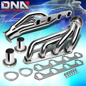 For 63 77 Ford Mustang Cougar V8 260 302 Ss Racing Performance Header Exhaust
