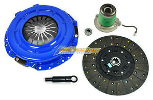 Fx Stage 2 Clutch Kit Slave Cyl 2005 2010 Ford Mustang Gt Shelby Bullitt 4 6l V8