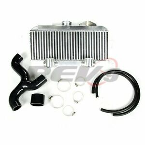 Rev9 08 11 Wrx Sti Ej25 Grb Gff Tmic Top Mount Turbo Intercooler Kit Bolt On New