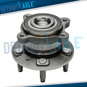 2011 2012 2013 2014 2015 16 Chevy Cruze New Rear Wheel Hub And Bearing Assembly