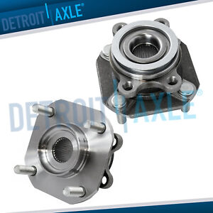 2 Front Wheel Bearing Hub Assembly For 2007 2012 Nissan Sentra 2 0l