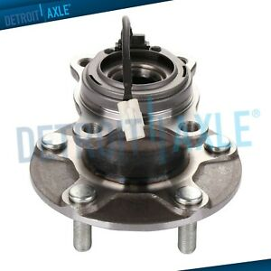 Rear Wheel Hub And Bearing Assembly For 2007 2013 Suzuki Sx4 Awd