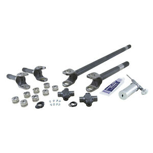Ford Dana 44 Bronco F150 Chromoly Axle Kit Super Joints 70 s