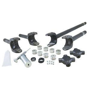 Chromoly Replacement Axle Kit 78 79 Ford Dana 60 35 Spline W Super Joints