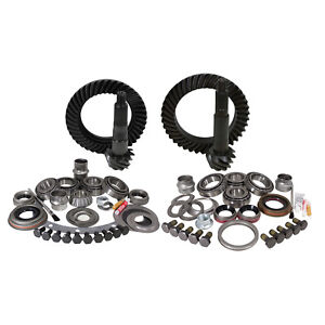 Gear Install Package Jeep Xj Yj D30 Front Dana 35 Rear 4 56 Free Shipping