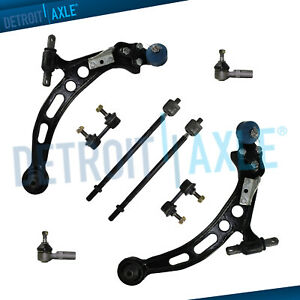 1992 1996 1997 1998 1999 2000 2001 Toyota Camry 10pc Control Arms Ball Joint Kit