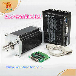 Usa Cnc Free wantai 1axis Nema 42 Stepper Motor 3256oz in 150mm 6 0a