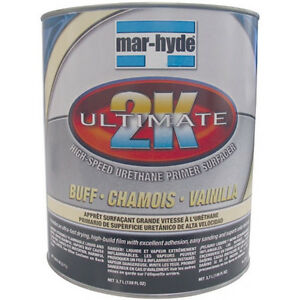 Mar hyde 5544 Ultimate 2k High Speed Urethane Primer Surfacer Buff 1 Gallon
